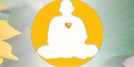 Meditation Training in Dublin on Weekend Sept 14th - 15th, 2019 (Saturday & Sunday) tickets