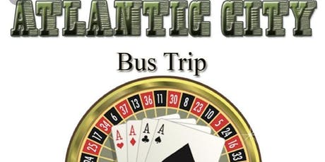 Party Bus to Atlantic City tickets