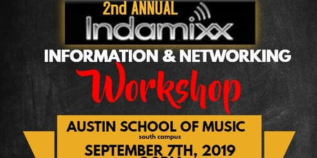 Indamixx Information and Networking Workshop  tickets