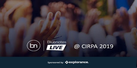 Bluenotes LIVE @ CIRPA 2019 tickets