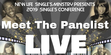 2019 New Life Singles Conference Panel Breakfast  tickets