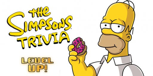 THE SIMPSONS trivia at HAWTHORN HOTEL