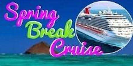 Spring Break Cruise 2020 tickets