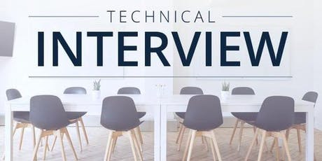 How to crack the technical interviews at top tech companies? tickets