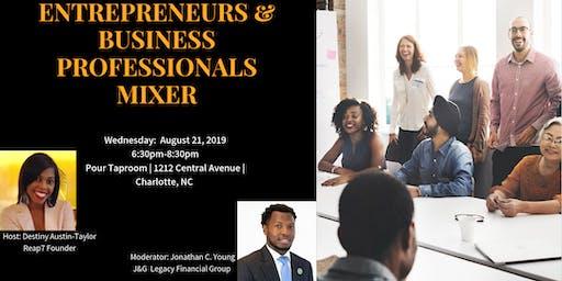 Entrepreneurs & Business Professionals Mixer