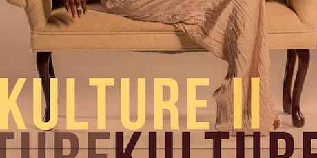 Kulture tickets