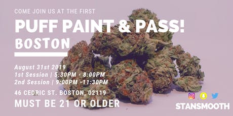 Puff Paint & Pass (late)  tickets