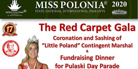 Miss Polonia CT 2020 tickets