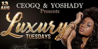 Luxury Tuesdays R O O F T O P  S E A S O N | After