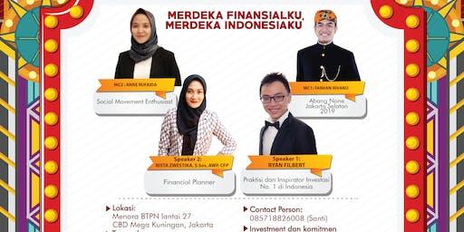 Merdeka Finansialku, Merdeka Indonesiaku | 1st Anniversary Nongki Saham
