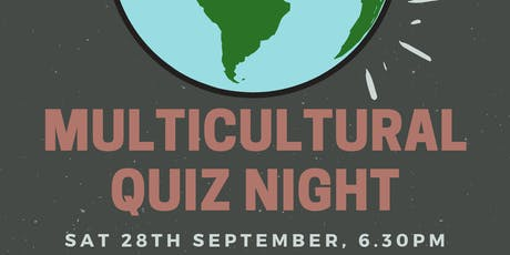 Multicultural Quiz Night for Welcoming Australia tickets