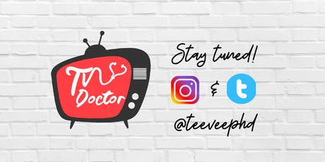 The TV Doctor Podcast - Launch Party! tickets