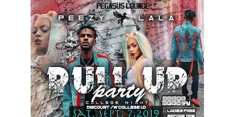 Pull Up Party & Live Show tickets