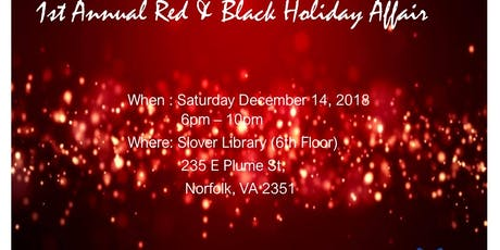 Red & Black Holiday Affair tickets