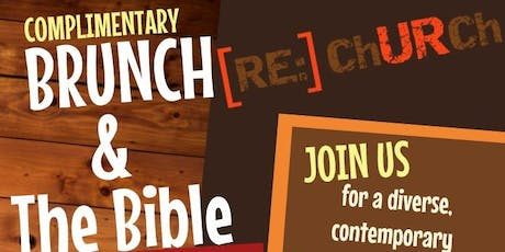 rechURch Brunch and the Bible tickets