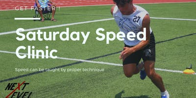 Saturday Speed Clinic