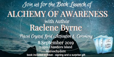 Alchemy of Awareness Book launch