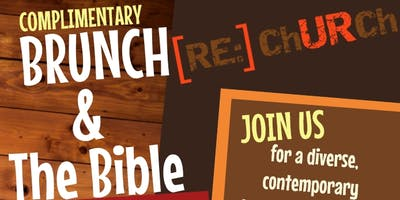 rechURch Brunch and the Bible