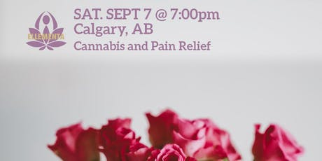 Ellementa Calgary: Cannabis and CBD for Pain Relief tickets