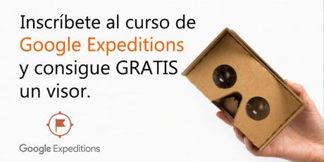 Goo Expeditions capacitación boletos