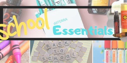 Back to School Essentials Workshop