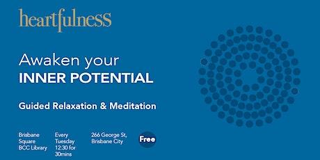 [BNE CBD] Free Guided Meditation - Heartfulness tickets