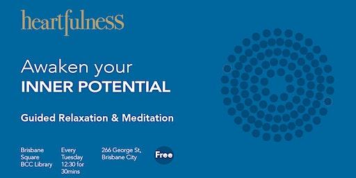 [BNE CBD] Free Guided Meditation - Heartfulness