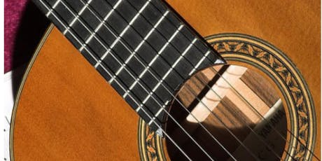 Classical Guitar Happy Hour tickets