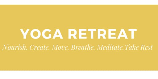 Rebecca Brown Yoga Weekend Yoga Retreat November