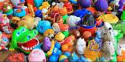 Indoor Used Toy Sale