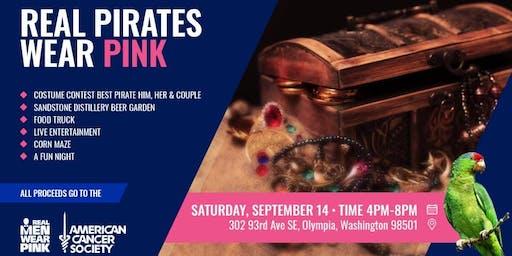 Real Pirates Wear Pink