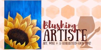 Blushing Artiste - November 16th