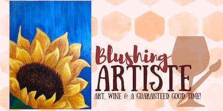 Blushing Artiste - November 16th tickets