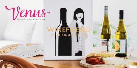 Venus Network/Winefriend Wild Card Wine Tasting & Networking - 18th October tickets