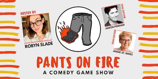 Pants on Fire #17