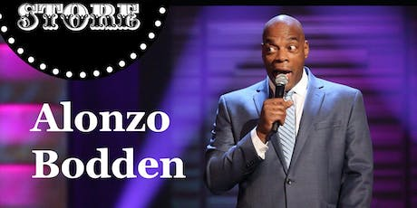 Alonzo Bodden - Friday - 7:30pm tickets