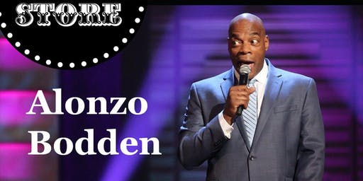 Alonzo Bodden - Saturday - 9:45pm