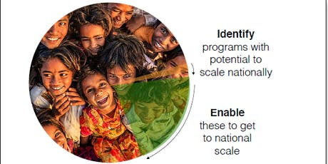 Grow to National Scale by IITians Influencing India's Transformation tickets