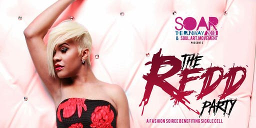 The REDD Party: A Fashion Soiree Benefiting Sickle Cell
