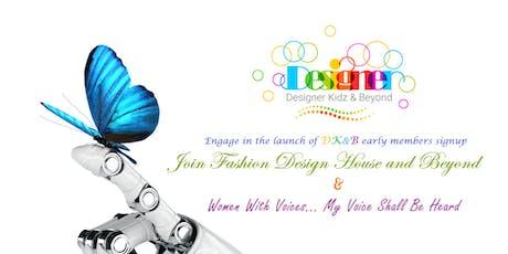 Designer Kidz & Beyond Membership Pre-Launch tickets