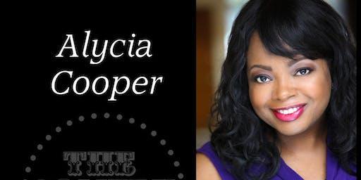 Alycia Cooper - Friday - 7:30pm