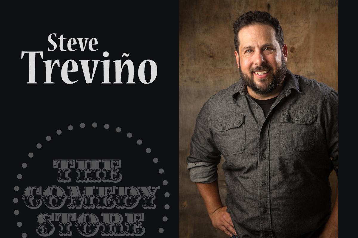 Steve Trevino - Saturday - 730 pm