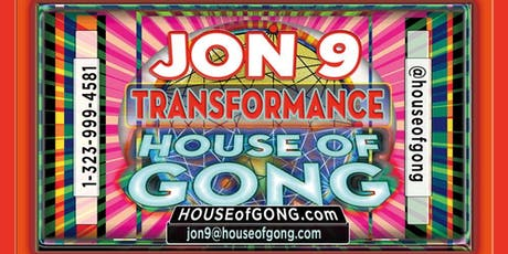 TRANSFORMANCE - Unique GONG Healing Sound Experience tickets