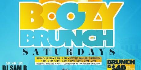 Boozy Brunch Saturdays at Havana Cafe tickets