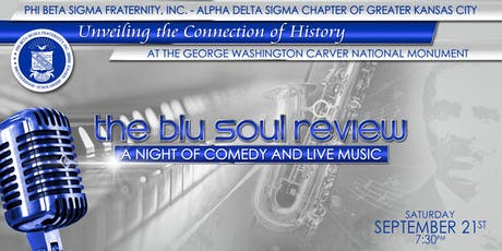 The Blu Soul Review - A Night of Comedy and Live Music tickets