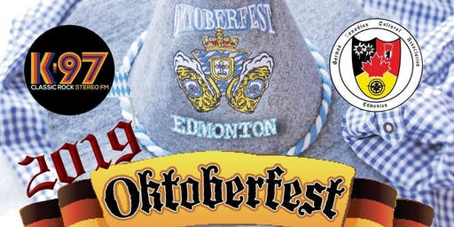 ROCKtoberfest presented by K97 at the GCCA  It's Friday Night!  Ein Prosit!