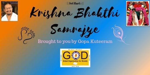 Krishna Bhakthi Samrajye: A Gopa Kuteeram Talent Show