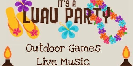 End of Summer Luau tickets