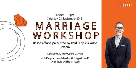 Marriage Workshop- Liberti Church  tickets