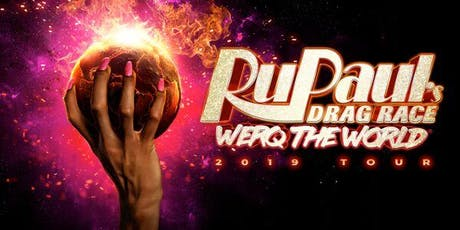 RuPaul's Werq the World Official Afterparty with Yvie Oddly & Others tickets